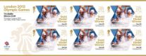 Click to view all covers for Canoe Slalom - Men's Canoe Double: Olympic Gold Medal 3: Miniature Sheet