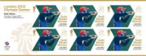 Click to view all covers for Shooting - Men's Double Trap: Olympic Gold Medal 4: Miniature Sheet