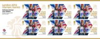 Click to view all covers for Rowing - Women's Double Sculls: Olympic Gold Medal 6: Miniature Sheet