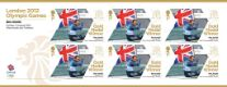 Click to view all covers for Sailing - Finn - Men's Heavyweight Dinghy: Olympic Gold Medal 15: Miniature Sheet