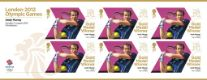 Click to view all covers for Tennis - Men's Singles: Olympic Gold Medal 16: Miniature Sheet