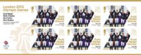 Click to view all covers for Equestrian - Jumping Team: Olympic Gold Medal 17: Miniature Sheet
