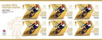 Click to view all covers for Cycling - Track - Men's Sprint: Olympic Gold Medal 18: Miniature Sheet