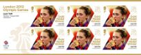 Click to view all covers for Cycling - Track - Women's Omnium: Olympic Gold Medal 21: Miniature Sheet