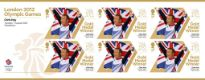 Click to view all covers for Cycling - Track: Men's Keirin: Olympic Gold Medal 22: Miniature Sheet