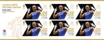 Click to view all covers for Boxing - Women's Fly Weight: Olympic Gold Medal 24: Miniature Sheet