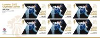 Click to view all covers for Taekwondo - Women's Under 57kg: Olympic Gold Medal 25: Miniature Sheet