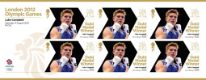 Click to view all covers for Boxing - Men's Bantam Weight: Olympic Gold Medal 28: Miniature Sheet