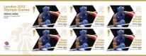 Click to view all covers for Boxing - Men's Super Heavy Weight: Olympic Gold Medal 29: Miniature Sheet