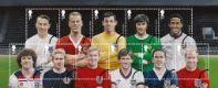 Click to view all covers for Football Heroes: Miniature Sheet
