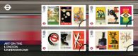 Click to view all covers for London Underground: Miniature Sheet
