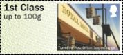 Travelling Post Office: 1st