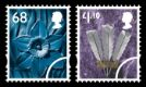 Click to view all covers for Wales 68p, £1.10