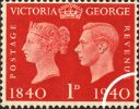 06.05.1940 Postage Stamp Centenary: 1d