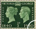 06.05.1940 Postage Stamp Centenary: 1/2d