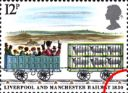 12.03.1980 Liverpool & Manchester Rly: 12p