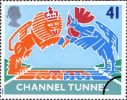03.05.1994 Channel Tunnel: 41p
