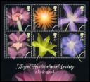 Royal Horticultural Society: Miniature Sheet