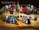 Royal Shakespeare Company: Miniature Sheet