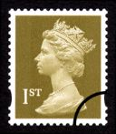 Machins (EP): Gold Stamps: 1st Self Adhesive