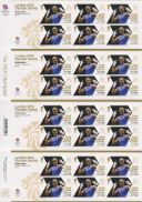 Boxing - Women's Fly Weight: Olympic Gold Medal 24 [Gold Medallist Stamp Sheet]