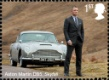 James Bond: 1st (Self Adhesive)