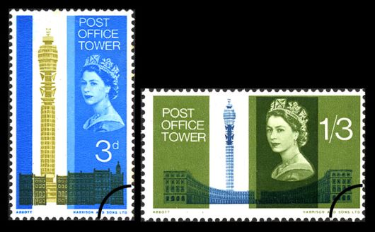Post Office Tower Stamp(s)