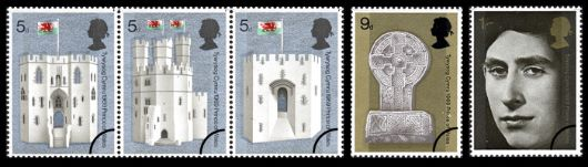 Prince of Wales Investiture Stamp(s)