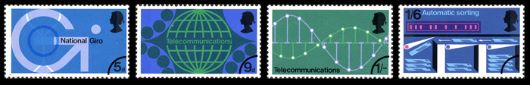 Post Office Technology Stamp(s)