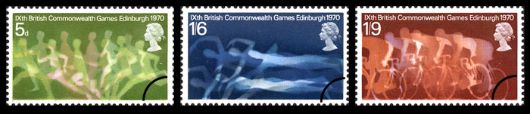 Commonwealth Games 1970 Stamp(s)