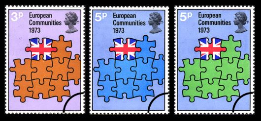 European Communities Stamp(s)