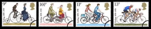 Cycling Centenaries Stamp(s)