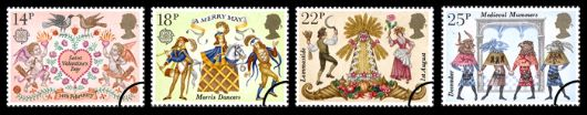 Folklore Stamp(s)