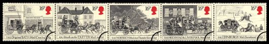 The Royal Mail Stamp(s)