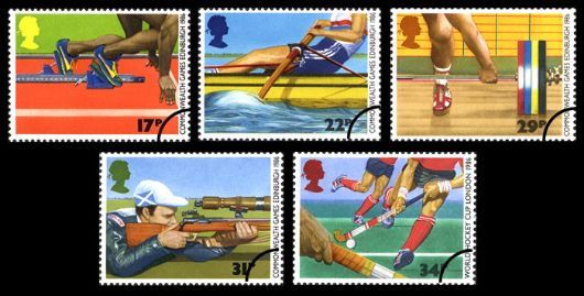 Commonwealth Games Stamp(s)