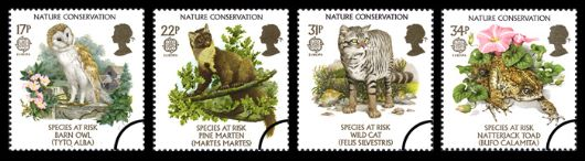 Species at Risk Stamp(s)