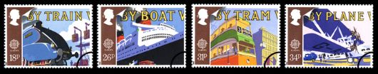 Transport Stamp(s)