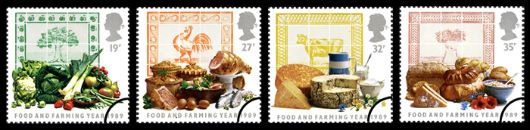 Food & Farming Stamp(s)