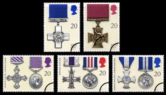 Gallantry Stamp(s)