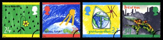 Green Issue Stamp(s)