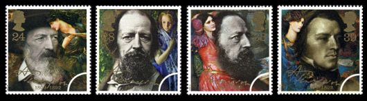 Tennyson Stamp(s)