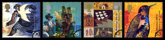 Settlers' Tale Stamp(s)