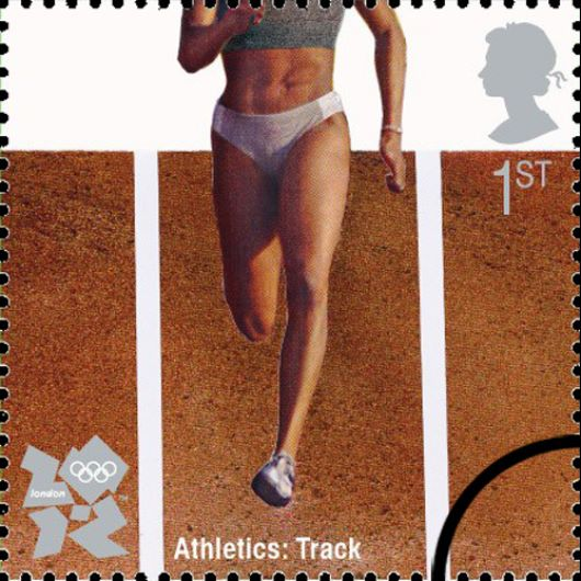 Stamp Book: Olympic Games