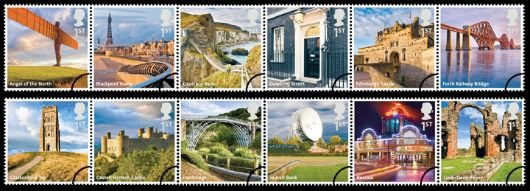 UK A-Z: (Part 1) Stamp(s)