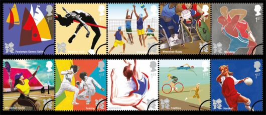 Olympic Games: Series No.3 Stamp(s)