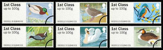 Birds of Britain: Series No.3 Stamp(s)