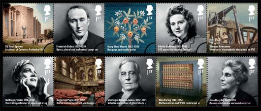 Britons of Distinction Stamp(s)