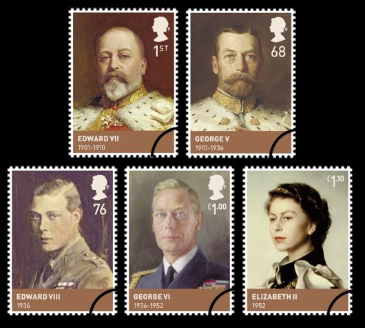 House of Windsor Stamp(s)