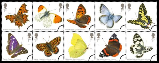 Butterflies Stamp(s)