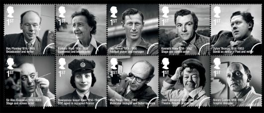 Remarkable Lives Stamp(s)